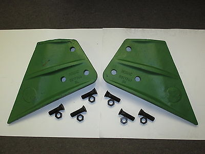 Esco Ce17748-3l Ce17748-3r Sidecutters And 6 Of .875x300plow Bolts And 6nuts