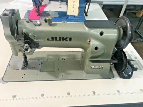 Juki LU-563 WALKING FOOT Sewing Machine