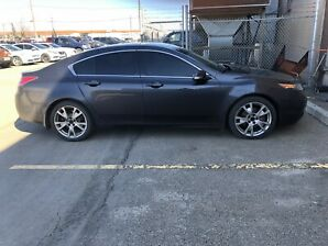 2014 Acura TL sh awd Elite package **comes with full warranty**