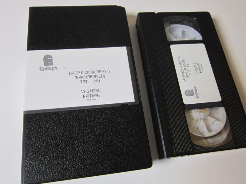 DROPKICK MURPHYS—1990s PROMO VHS EPK