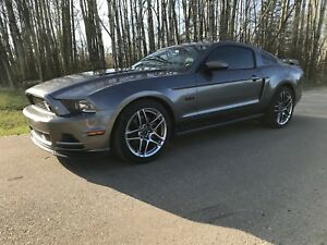 2014 Mustang GT Supercharged California Special