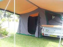 Travelsleeper camper trailer ,off road basic design easy up. Hamlyn Terrace Wyong Area Preview