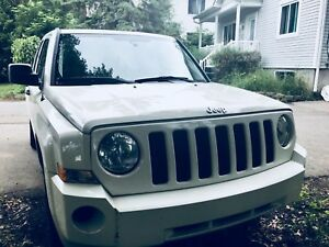 JEEP PATRIOT 2008 CHEAP prob to fix
