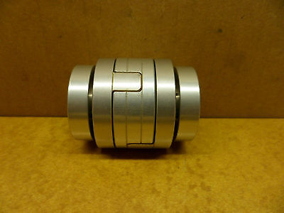 Isel Automation E-45-15-15 Motor Flex Coupling Precision Aluminum 15mm Bore New