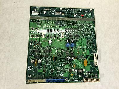 HP DESIGNJET 4000 4520 PRINTMECH PC BOARD Q1273-69269 Q1273-60151 Q1273-60220 segunda mano  Embacar hacia Spain
