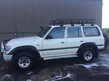 1994 Toyota LandCruiser Wagon Diggers Rest Melton Area Preview