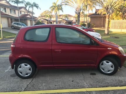 2004 Toyota Echo Hatchback Wellington Point Redland Area Preview