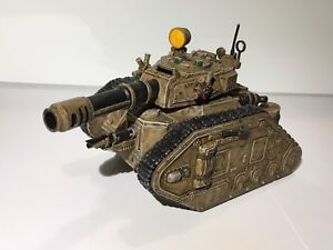 Warhammer 40K tanks Imperial Guard (IG)
