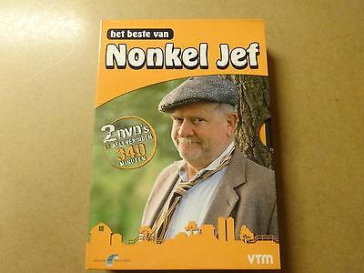2 DVD BOX / NONKEL JEF: HET BESTE VAN - DEEL 1
