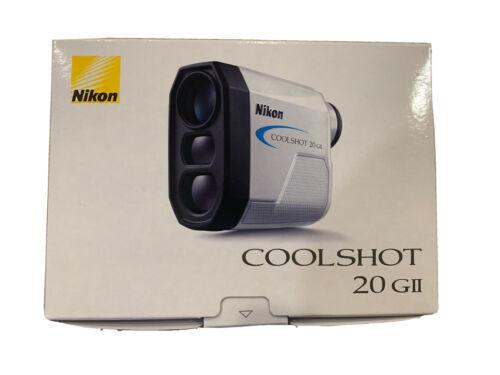New Nikon Golf- Coolshot 20 GII Laser Rangefinder