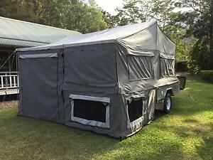 Hard Floor Camper Trailer Bonogin Gold Coast South Preview
