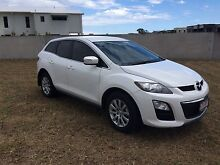 Mazda CX-7 Classic Helensvale Gold Coast North Preview