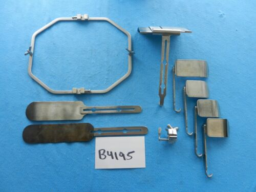 Weck Surgical Abdominal Retractor Set W/ Standard Frame