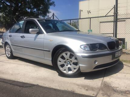 2002 BMW 318i E46 Executive Auto Sedan REGO AND RWC INCLUDED!