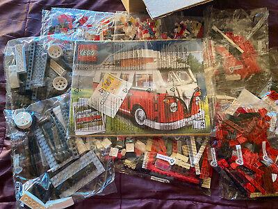 Lego Creator Expert Volkswagen T1 Camper Van 10220 New Without Box