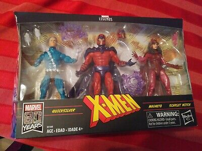 Marvel Legends MAGNETO 3 PACK FROM Figure 6 inch LOOSE