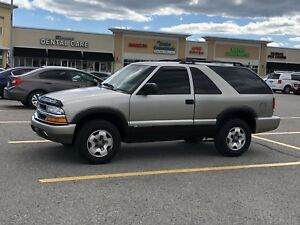 Looking for tires for blazer