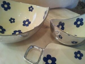 3 beautiful piece  silver sets. New