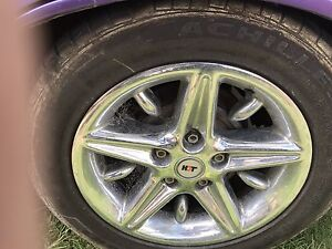 Vt ss chrome rims and tyres Salisbury South Salisbury Area Preview