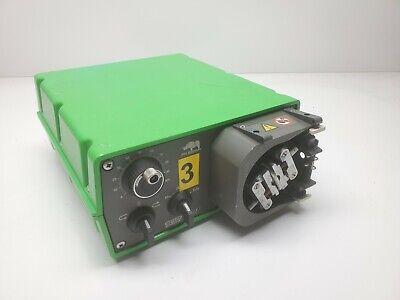Watson Marlow 504u 220 Rpm Peristaltic Pump W Head 501rl2 2.4mm 332 Tube