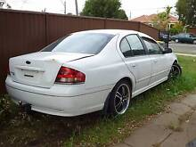 2005 Ford Futura Sedan LPG and petrol Cammeray North Sydney Area Preview