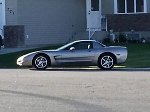 2000 CORVETTE - FRC (FIXED ROOF COUPE)