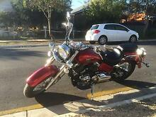 Yamaha V-Star 650 Mile End West Torrens Area Preview