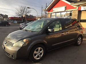 2007 Nissan Quest with 202 Km