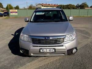 2009 SUBARU FORESTER XS OPEN 7 DAYS APPOINTMENTS DUE TO COVID 19 Bacchus Marsh Moorabool Area Preview