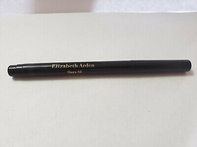 - Elizabeth Arden Color Intrigue Eyeliner 01 Onyx .01 Oz.