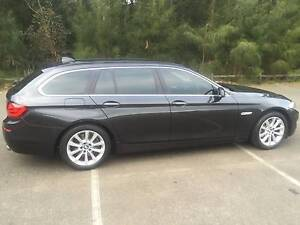 2011 BMW 5 Wagon Avalon Pittwater Area Preview