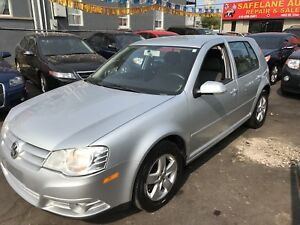 2008 VW City Golf  Automatic