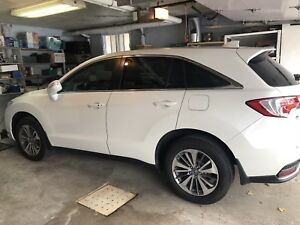 2016 Acura RDX Elite with only 10,041km