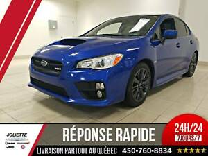 2015 Subaru WRX AWD, BLUETOOTH, JAMAIS ACCIDENTÉ!