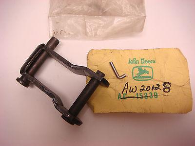 Nos John Deere Part No. Aw20128 Hardware Clamp Jd102 Vintage Tractor Equipment