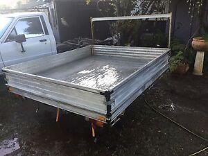 Aluminium utility tray Christie Downs Morphett Vale Area Preview