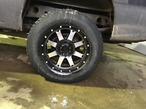 6 bolt Chevy rims