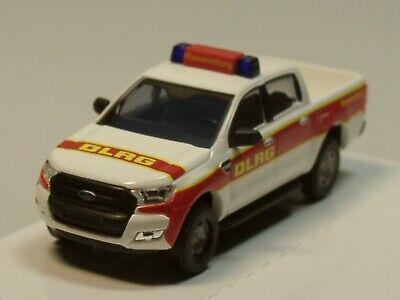 Busch Ford RANGER, Pick-up, DLRG Wasserrettung - 52810 - 1:87