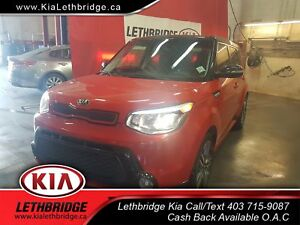 2016 Kia Soul SX ONE OWNER,SPECIAL EDITION