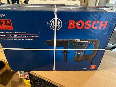 Bosch 1-916-inch Sds-max Combination Rotary Hammer Rh540m Upc 000346456127