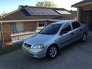 2005 Holden Astra Cooranbong Lake Macquarie Area Preview