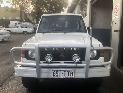 Mitsubishi Pajero 1990 wagon $2450