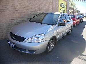 2007 Mitsubishi Lancer ES Sedan Wangara Wanneroo Area Preview