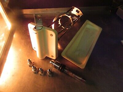 A12 Taylor Ice Cream Machine Parts Auger Face Cover Bolts And Drain Tray. Single