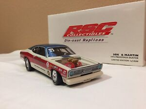 RSC COLLECTABLES DUSTER 1:24 Scale
