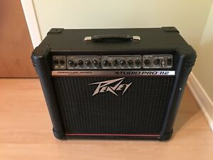 Peavey Studio Pro 112 Red Stripe Guitar Amp