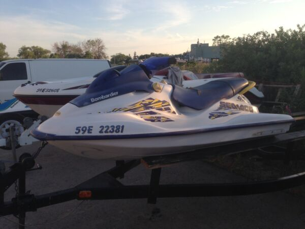 Used 1998 Sea Doo/BRP GS