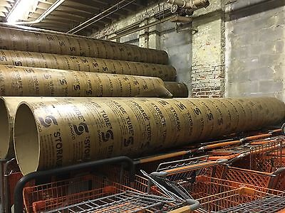 Sonic Concrete Form Tubes 12 Ft Long