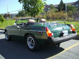 MGB 1979 Mint Condition Collector