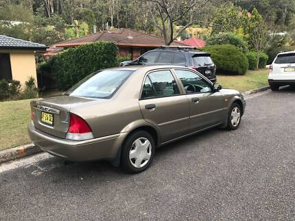 2000 Ford Laser LXi (Manual)